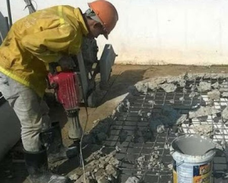 What is a concrete cutting drill in Kim Dinh?