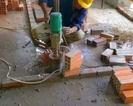 Notes on drilling and cutting concrete version 6